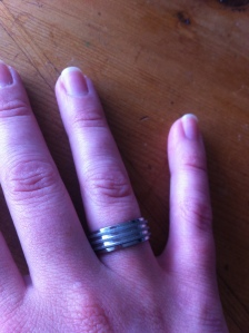 I liked it, so I put a ring on it.