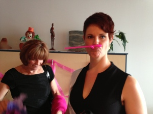 Bachelorette Fun begins with the peenstache