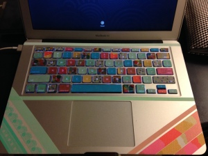 So Many Colours!