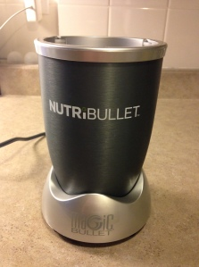 Fancy New NutriBullet